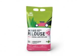Engrais minéral pour pelouse étape 2