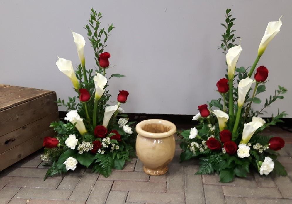 Arrangement d'urne 12