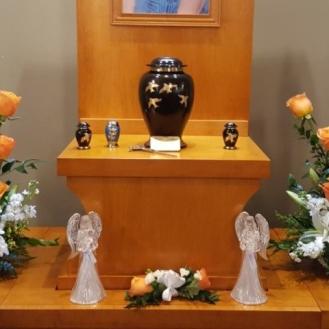 Arrangement d'urne 16