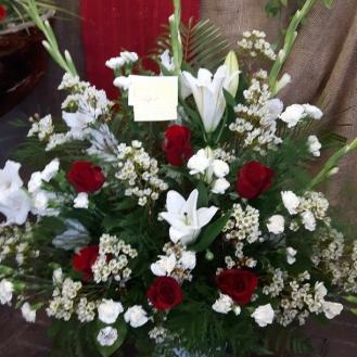 Corbeille funéraire 13