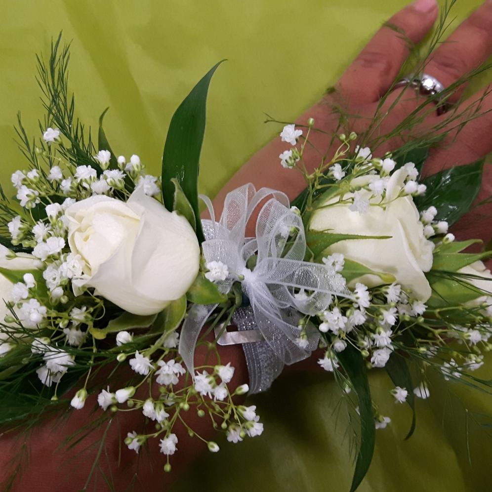 Bracelets fleurs naturelles