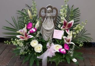 Corbeille funéraire 35