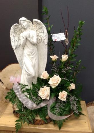Corbeille funéraire 52