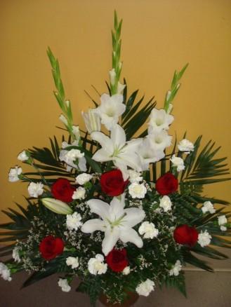 Corbeille funéraire 7