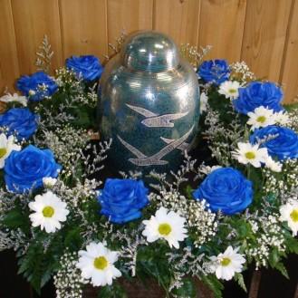 Arrangement d'urne 7