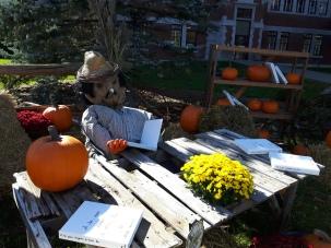 Décor d'automne ville de St-Georges