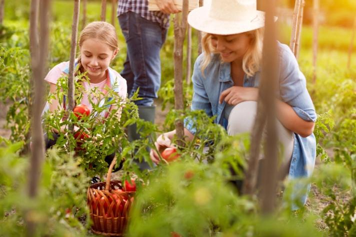 bienfaits-du-jardinage-famille